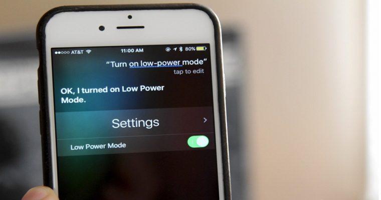 ۱۱-siri-low-power-mode