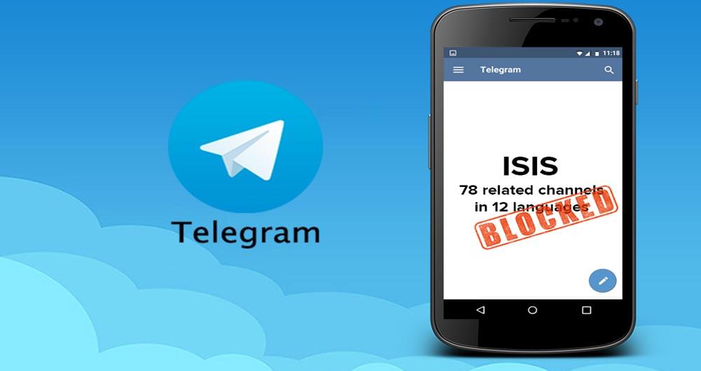 تلگرام اروپا را به هم ریخت