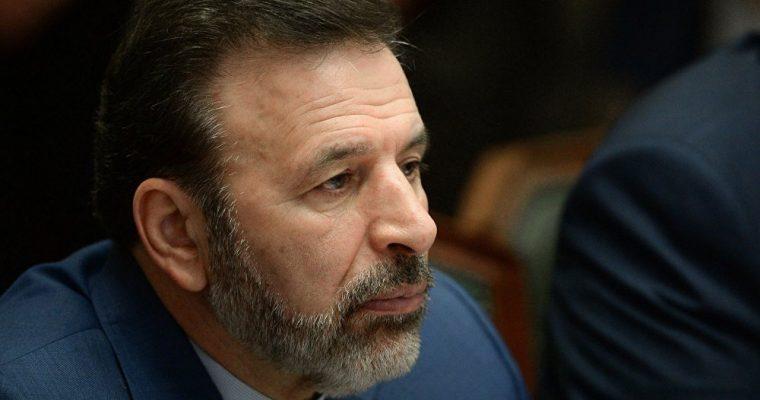 وزیر ارتباطات محمود واعظی