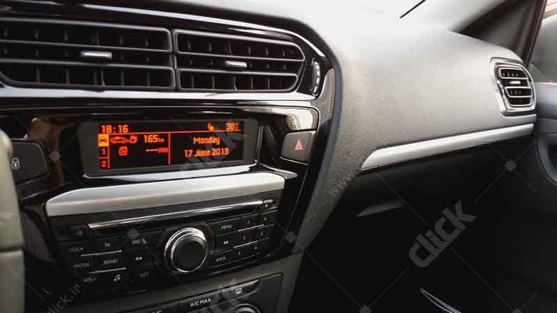 ۲۰۱۴-Peugeot-301-dashboard