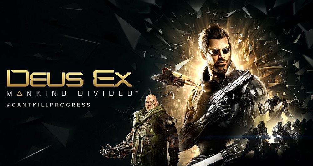 سیستم مورد نیاز بازی Deus Ex: Mankind Divided اعلام شد