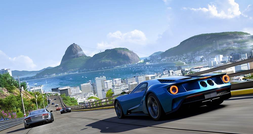 Forza Motorsport 6 رایگان شد