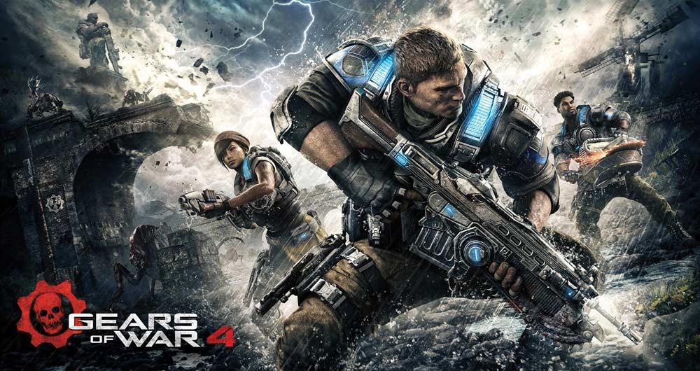 سیستم مورد نیاز Gears of War 4 مشخص شد
