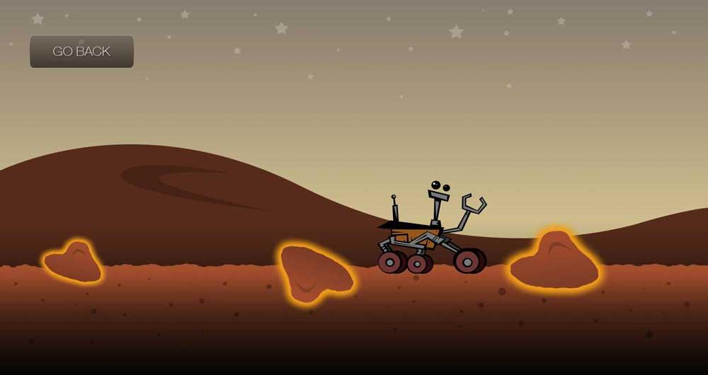 تجربه مریخ نوردی با بازی جدید کاوشگر مریخ