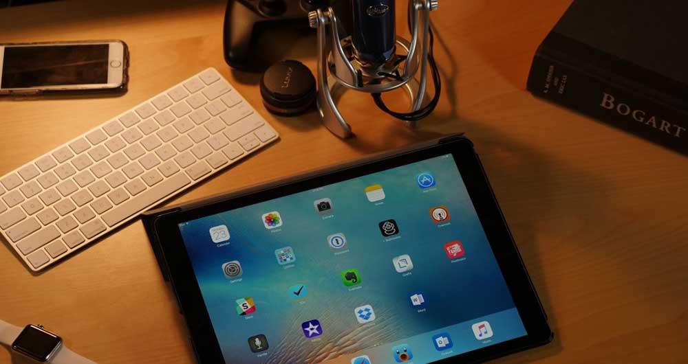 iPad Pro را یک کامپیوتر بدانید