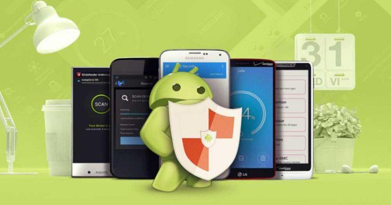 اپلیکیشن های ضد ویروس اندروید