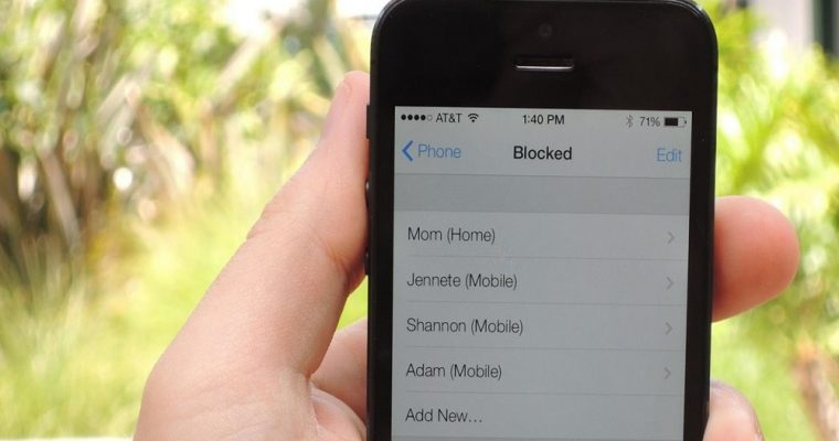 Block Any Unwanted Text Messages