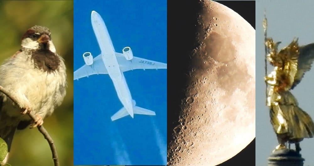سفر به ماه از طریق دوربین عکاسی!