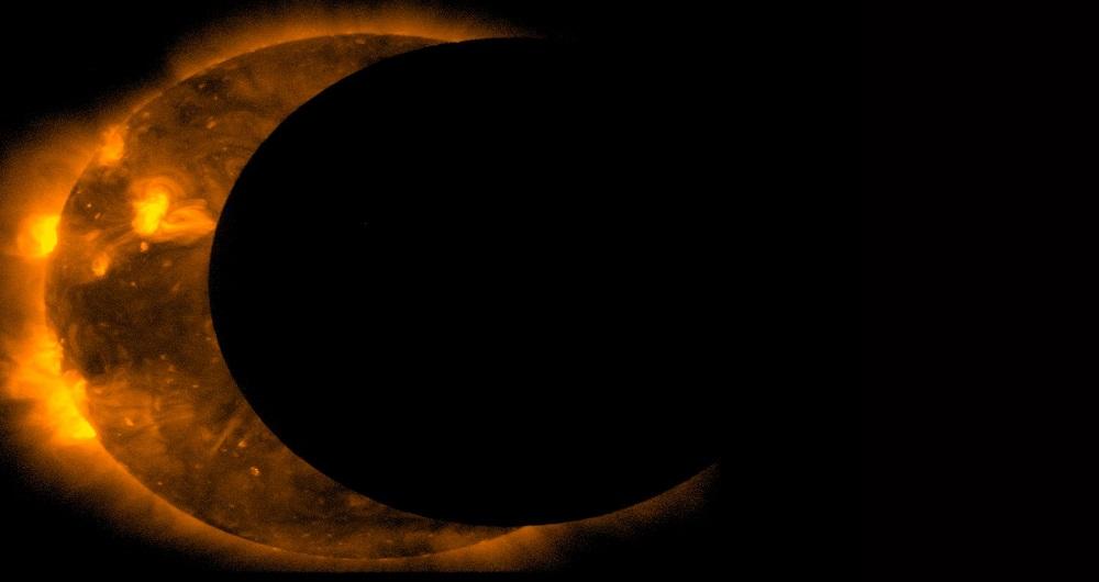 افشای راز بادهای خورشیدگرفتگی پس از سیصد سال