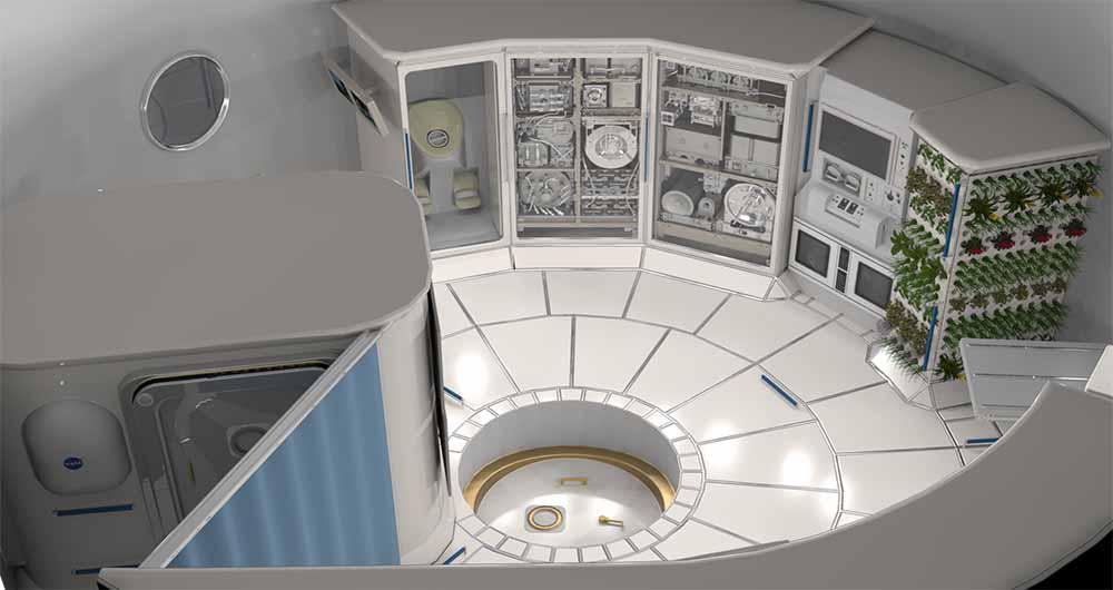 به کارگیری ۶ شرکت به منظور آماده سازی مریخ برای سکونت