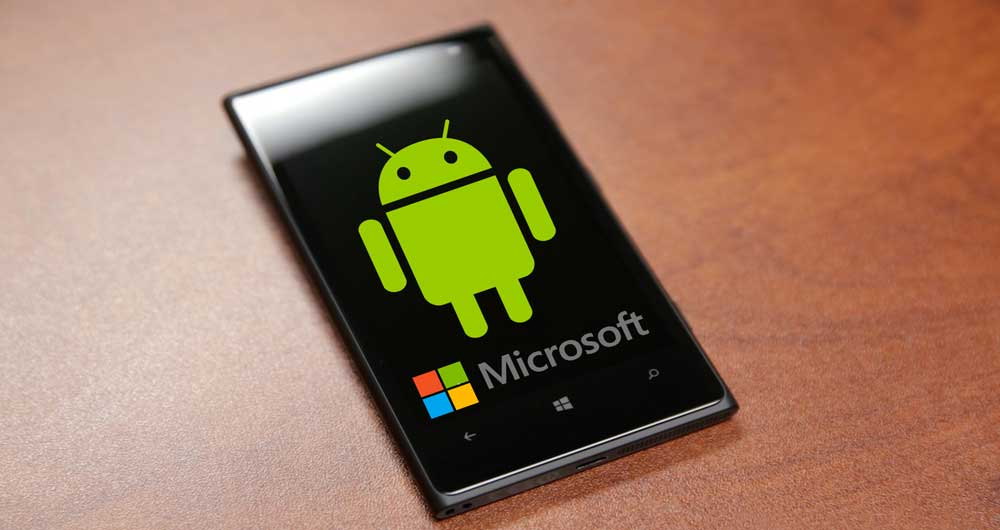 مایکروسافت راه نفوذ به گوشی های اندروید را پیدا کرد