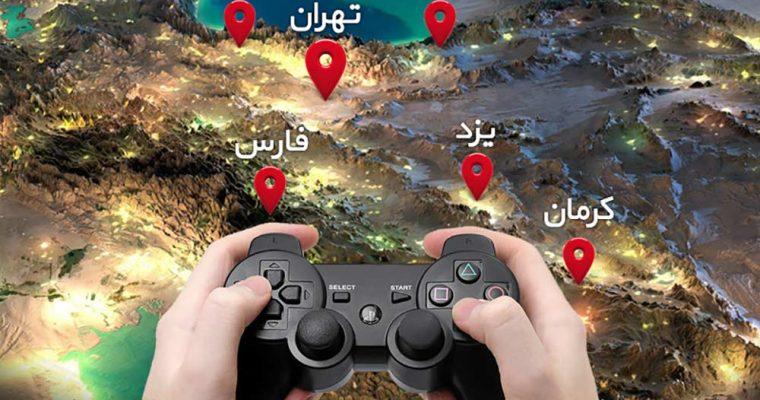 لیگ بازی های رایانه ای در شهرستان ها