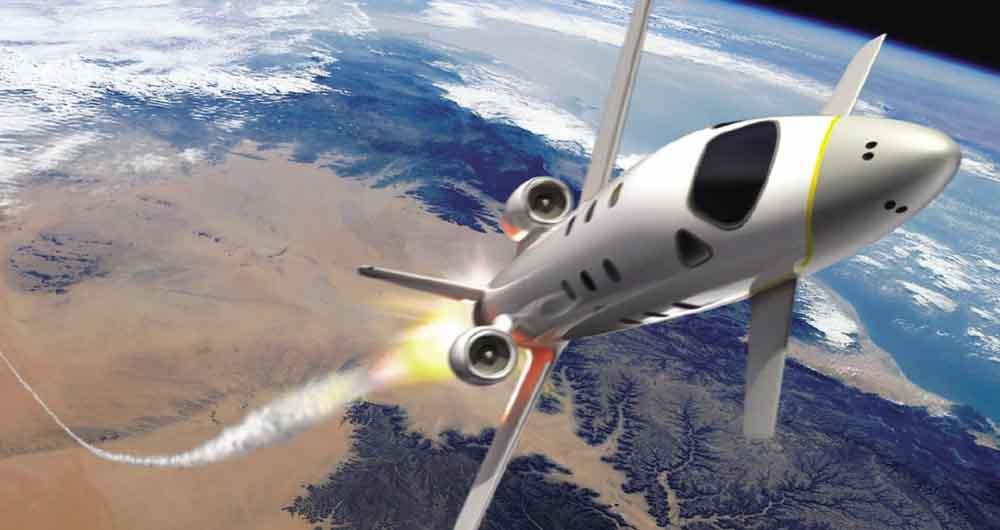 سفر به فضا با هزینه ۱۲۰ میلیون دلاری