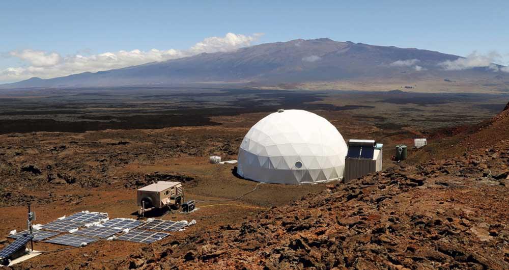 پایان ماجراجویی ناسا در هاوایی