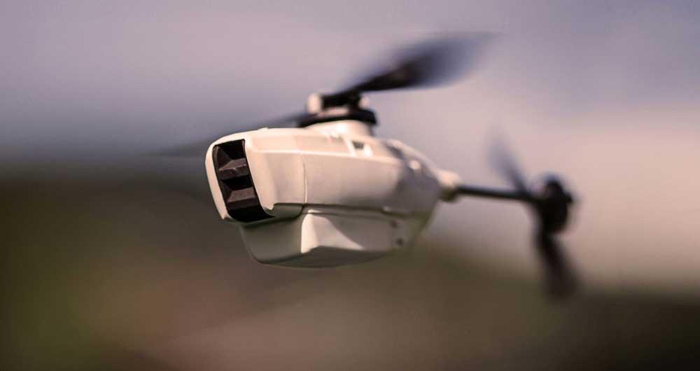 فناوری ساخت هواپیمای بدون سرنشین در اندازه حشرات