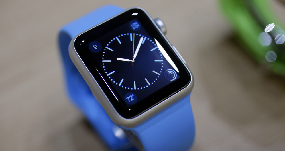 ساعت جدید ضد آب اپل در راه است