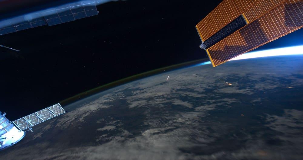 """تجربه جالب تماشای بارش شهاب سنگی """"پرسیدز"""" از قلب فضا"""