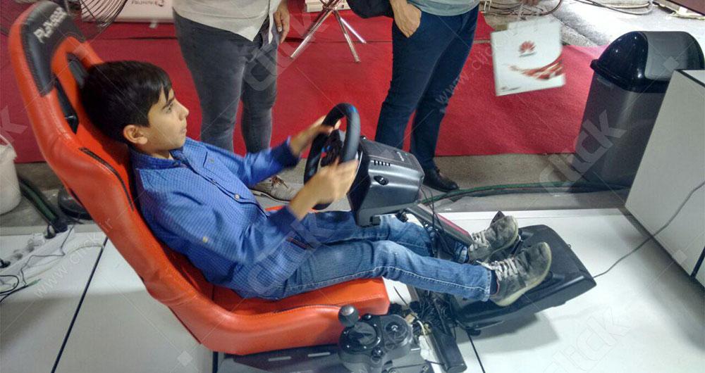 صندلی بازی Xbox و PES