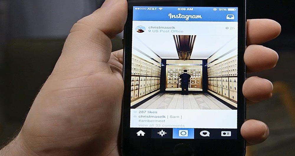 عکس های اینستاگرام از میزان افسردگی کاربران خبر می دهند