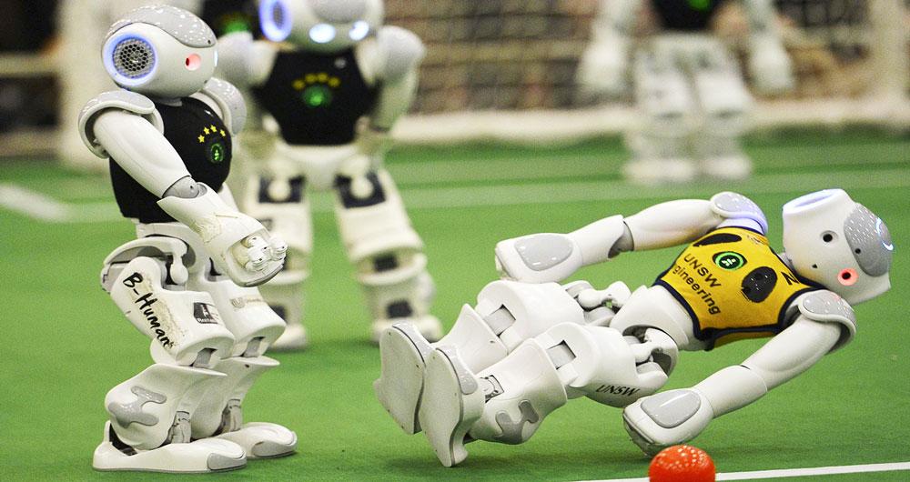 ایران میزبان اولین المپیک رباتهای انساننما