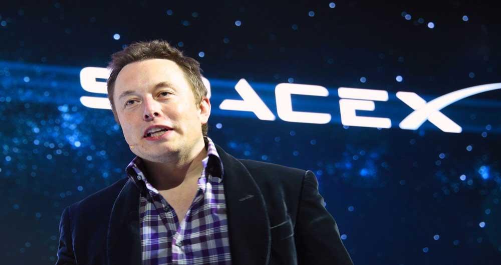 امکان حمل ۱۰۰ تن تا مریخ توسط SpaceX