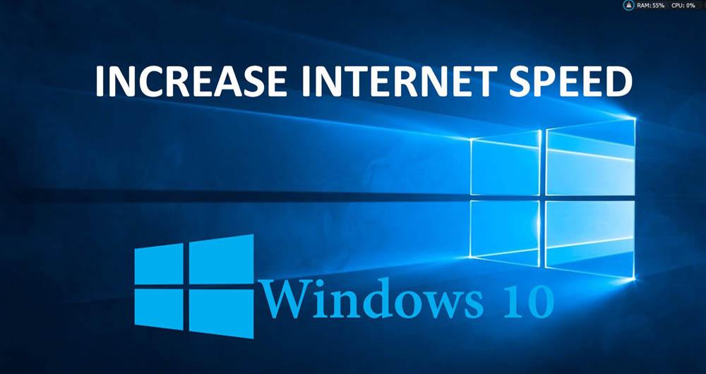چگونه محدودیت سرعت اینترنت در ویندوز ۱۰ را از بین ببریم؟