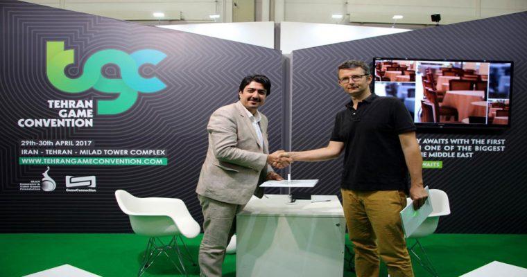 گیم کانکشن به کمک بنیاد ملی بازیهای رایانهای میآید