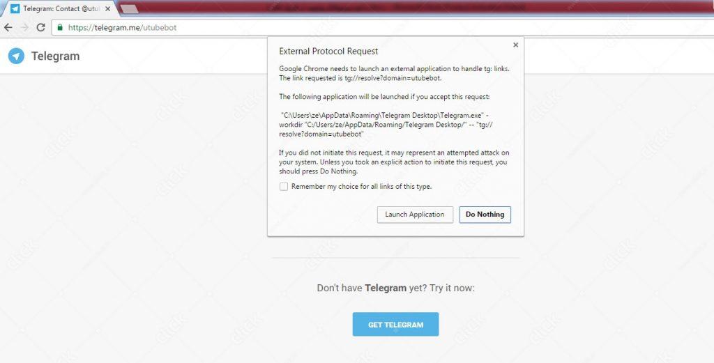 YouTube Downloader browser