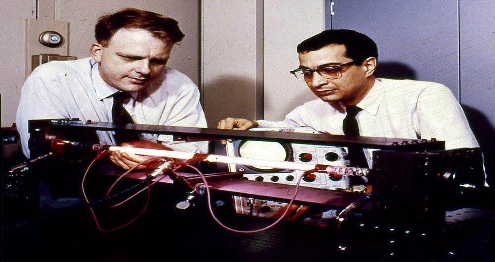 دوازدهمین انسان نخبه جهان، مخترع ایرانی تبار لیزر گازی درگذشت