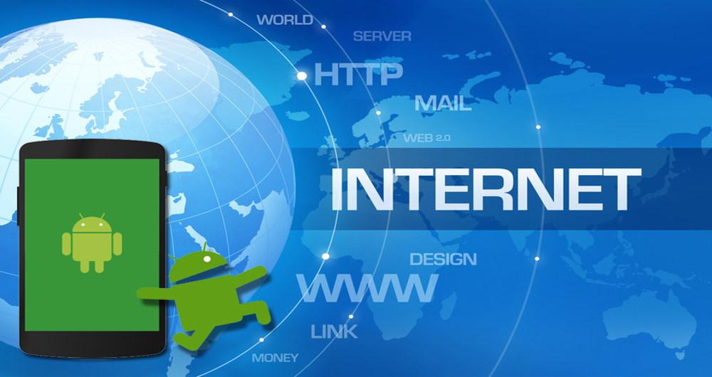 معرفی روشی برای تشخیص سرعت اینترنت موبایل