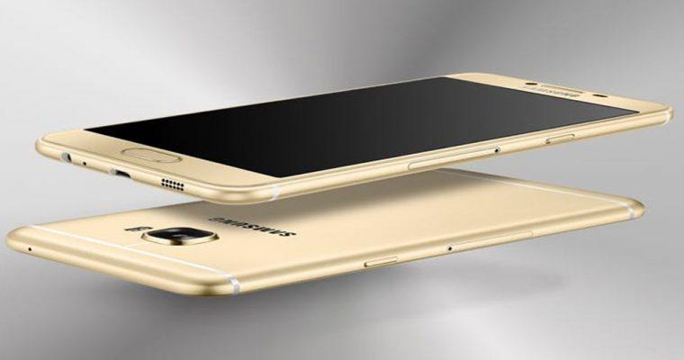 Galaxy C9؛ گوشی هوشمند 6 اینچی