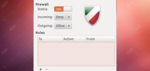 Ubuntu Firewall