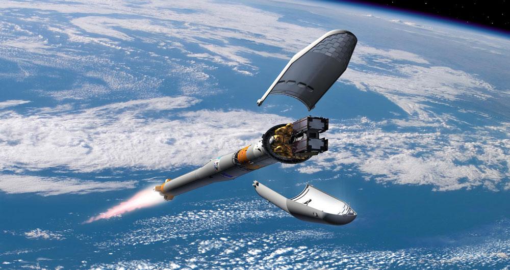 قرار گرفتن ماهواره ایرانی در منظومه مشترک اپسکو