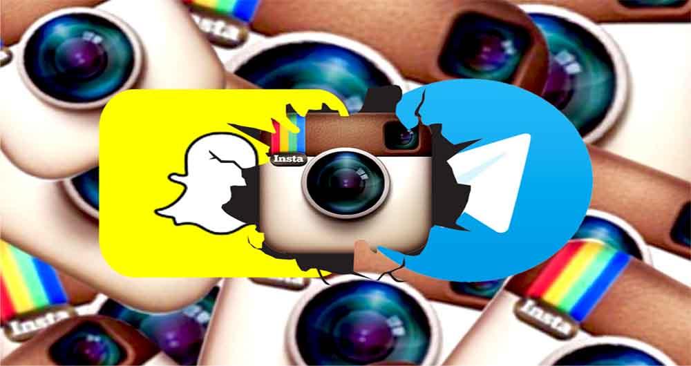 آمار کاربران ایرانی اینستاگرام و تلگرام اعلام شد