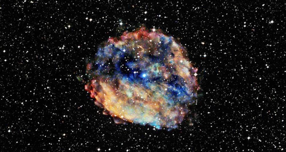 مشاهده آرامترین مگنتار تاکنون کشف شده توسط ناسا