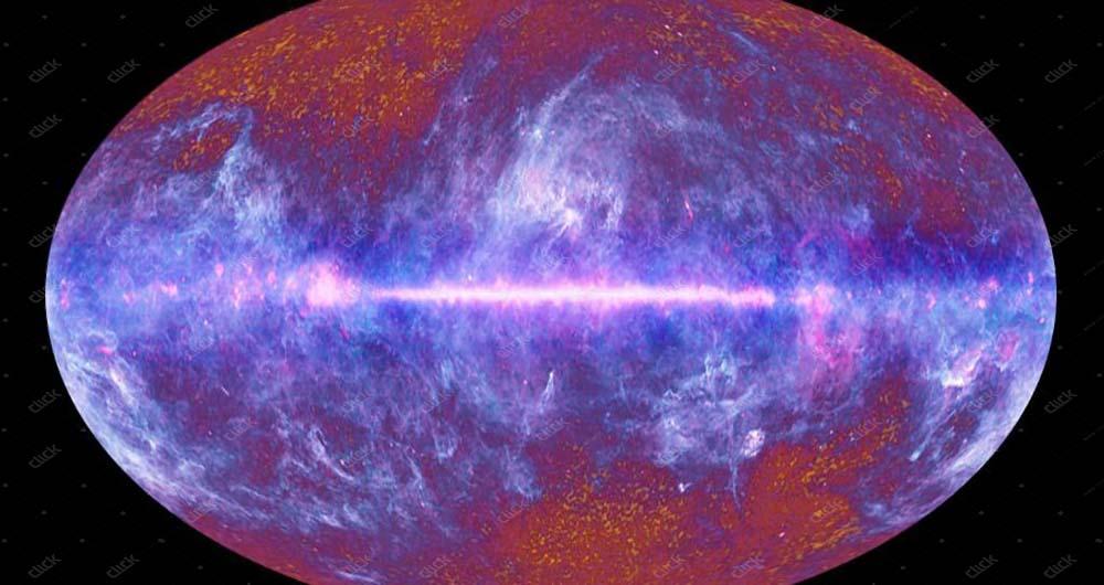 کیهان با سرعتی برابر در حال رشد در تمام جهات است