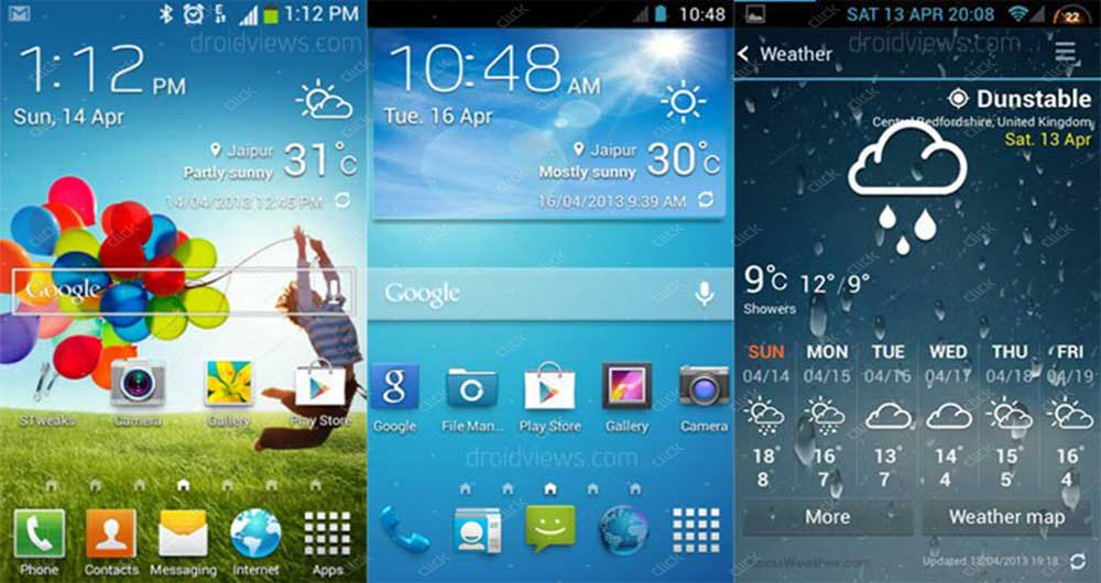 S4-Launcher-AccuWeather-Widget