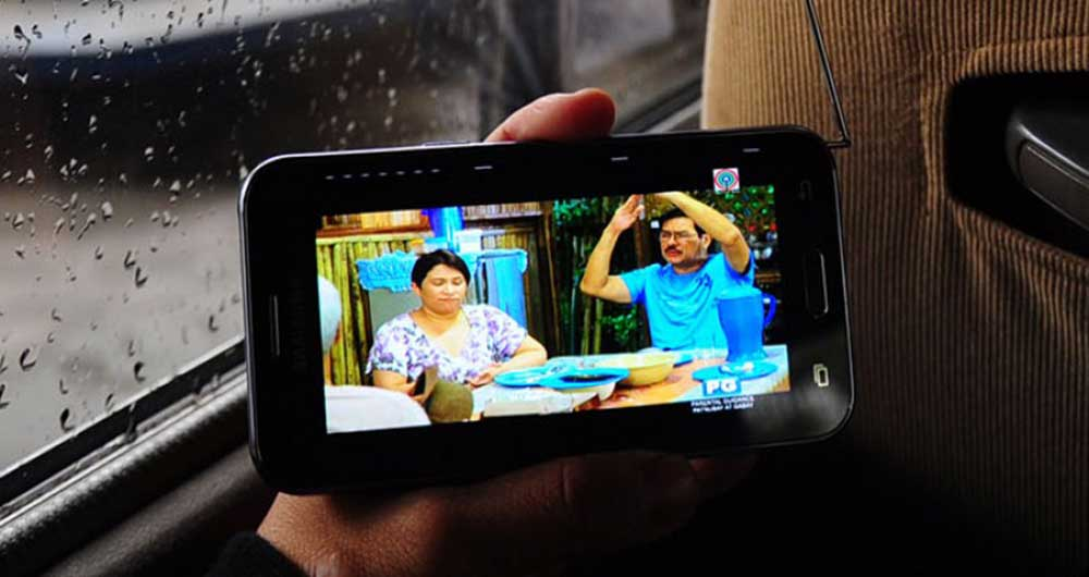 گوشی سامسونگ Galaxy J2 DTV