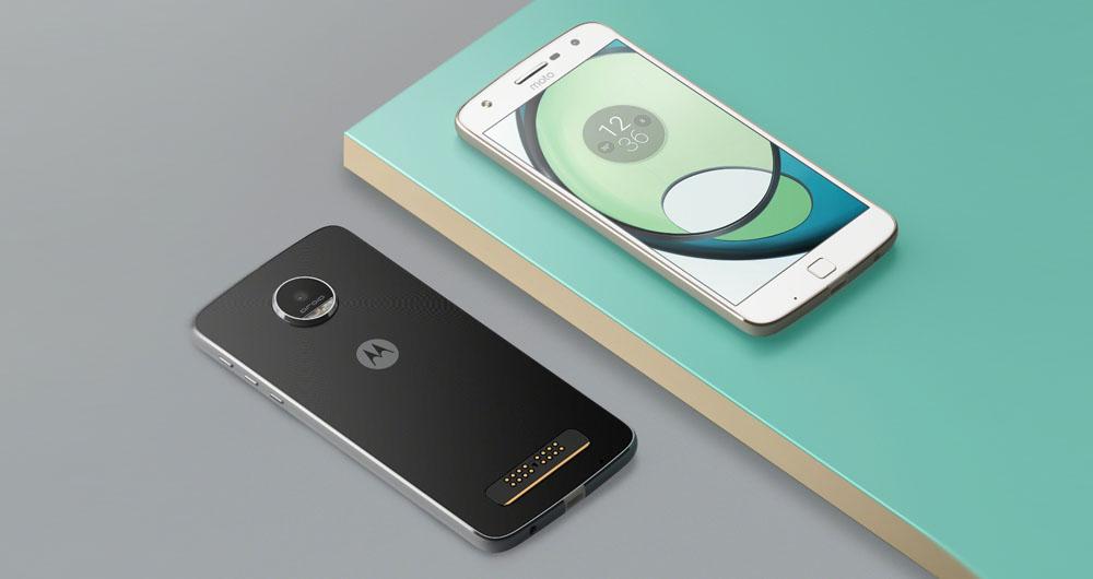 زمان عرضه نسخه آنلاک شده گوشی Moto Z و Moto Z Play اعلام شد