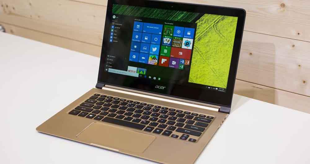 Acer Swift رکورد باریک ترین لپتاپ جهان را شکست