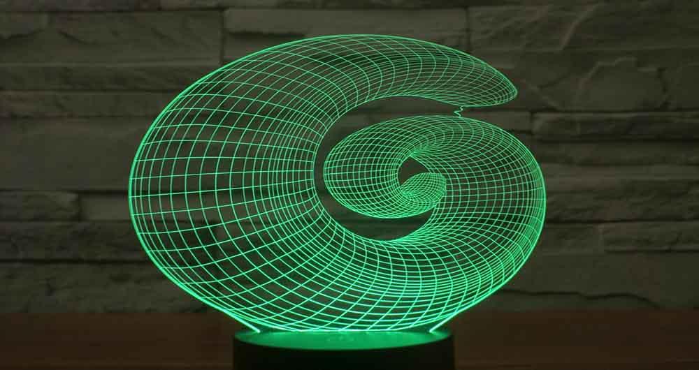 لامپ هوشمندی با ۲۷ سال طول عمر