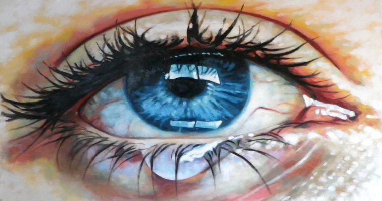 شکل ظاهری اشک شما در حالات مختلف متفاوت است