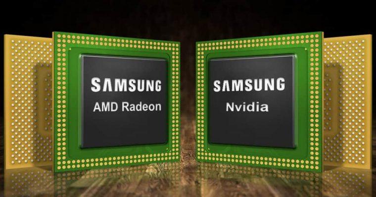 مذاکرات سامسونگ با AMD و NVIDIA