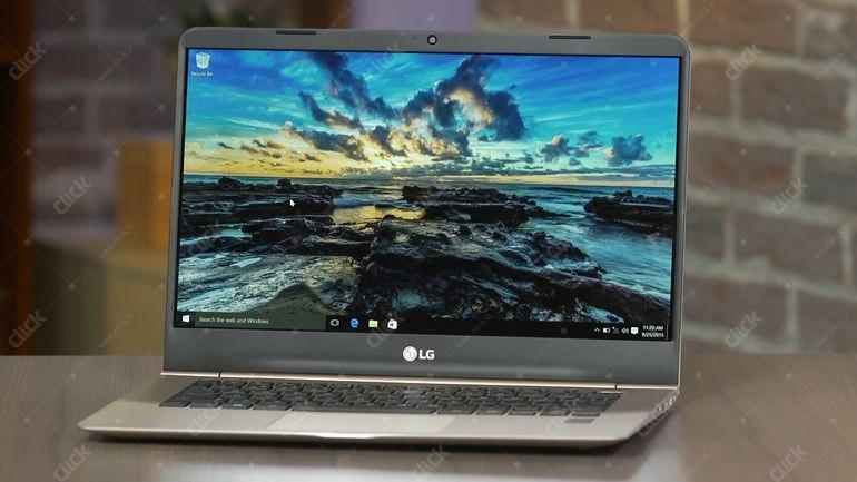 laptop lg Gram