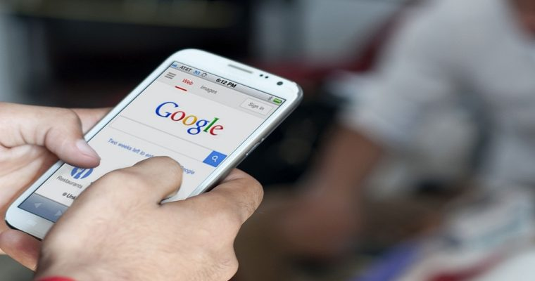 mobile freindly google search pages