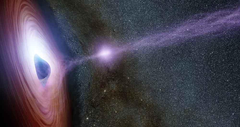 کهکشان مارکاریان 1018