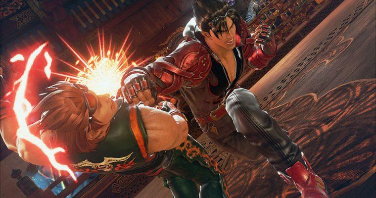 پشتیبانی Tekken 7 از پلی استیشن۴ پرو