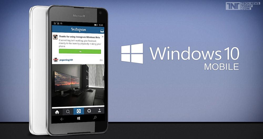 اینستاگرام با تغییرات جدید در ویندوز ۱۰