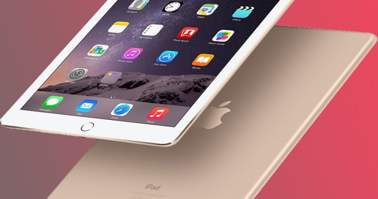 تبلت iPad Air2 به عنوان بهترین تبلت سال 2016 معرفی شده است.