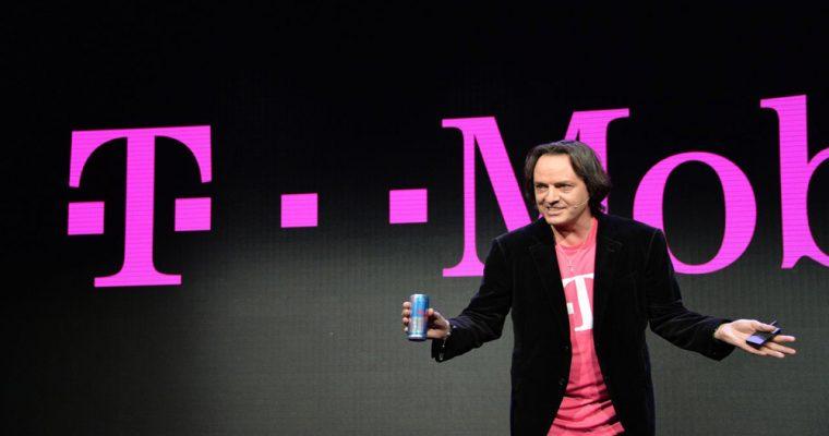 T-Mobile: آیفون خود را به iOS 10 تبدیل نکنید